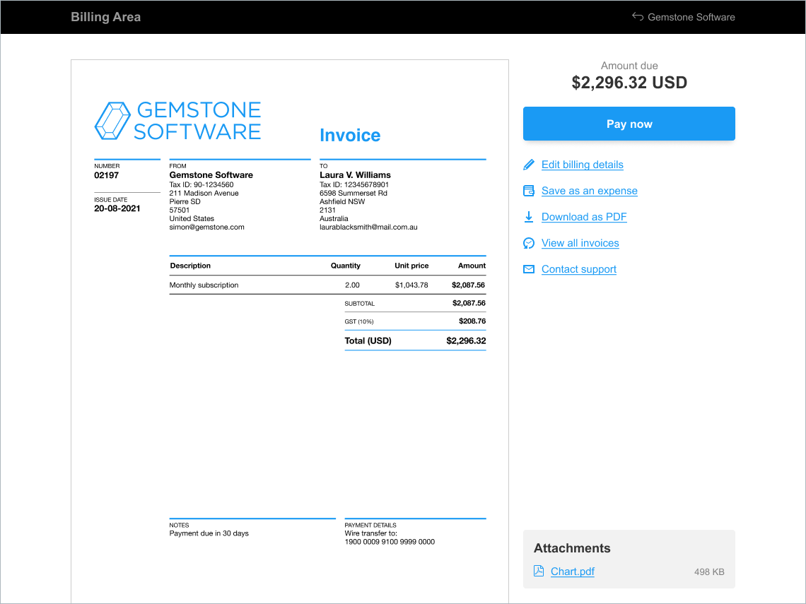 invoice-with-gst